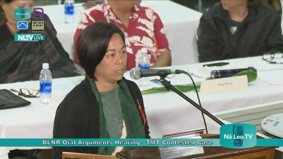 VIDEO: Jennifer Leina'ala Sleightholm Final Argument In TMT Case