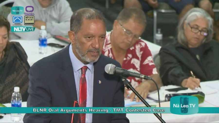 VIDEO: KAHEA Final Argument In TMT Case