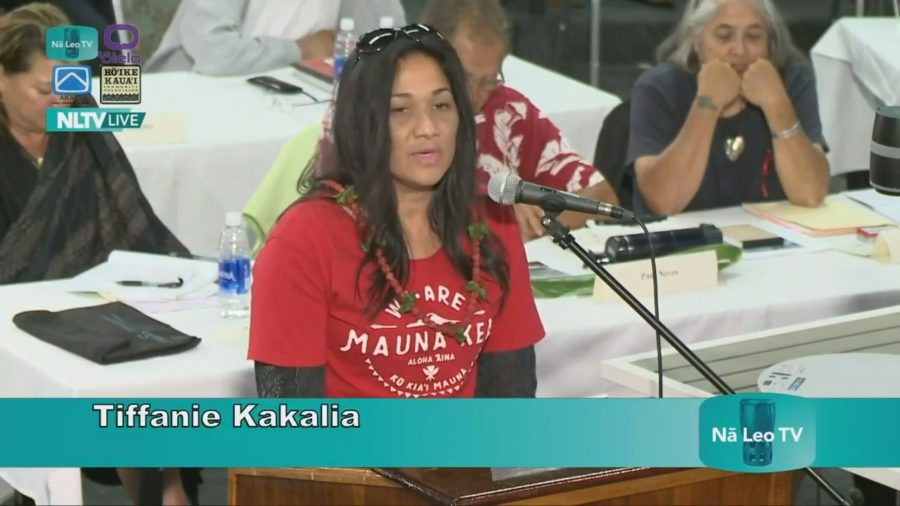 VIDEO: Tiffnie Kakalia Final Argument In TMT Case