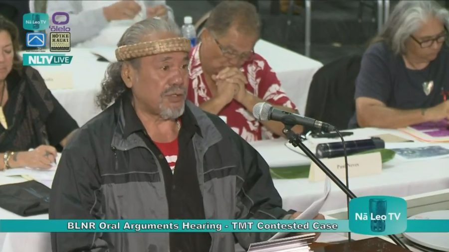 VIDEO: Kalikolehua Kanaele Final Argument In TMT Case