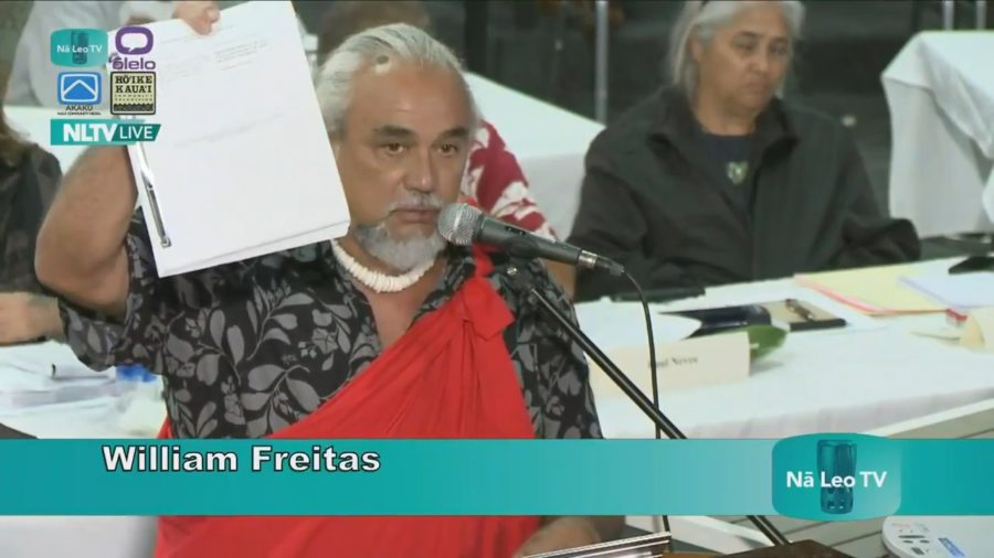 VIDEO: William Freitas Final Argument In TMT Case