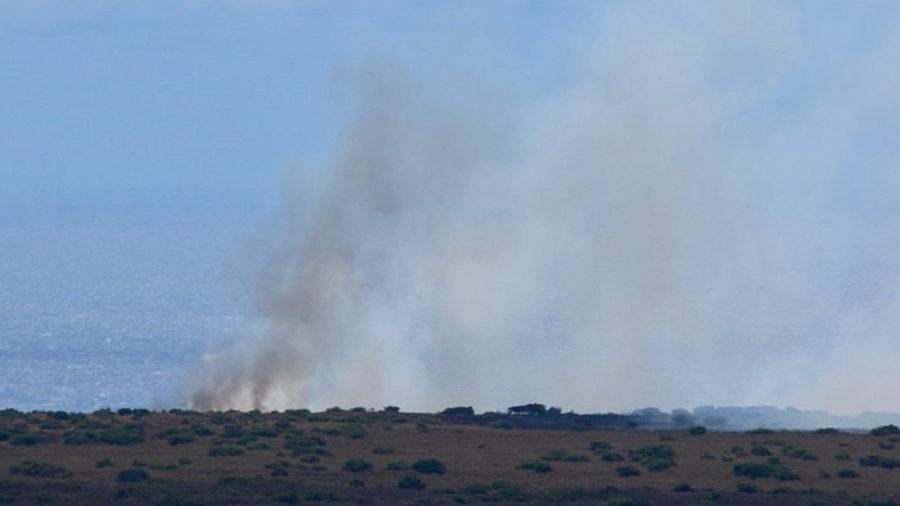 Ka'u Brushfire Situation Detailed By Hawaii Fire Department