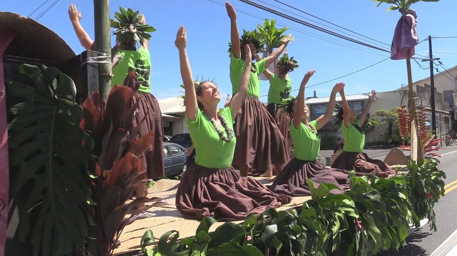 VIDEO: Peace Day Parade Held In Honoka'a