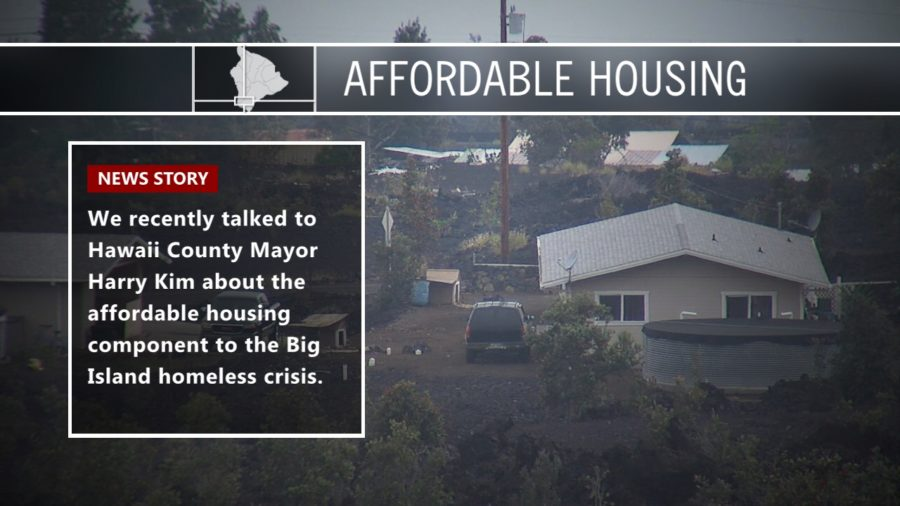 VIDEO: Affordable Housing and Hawaii Island Growth
