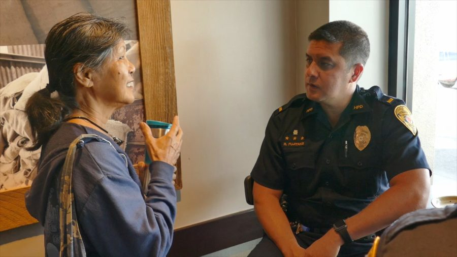VIDEO: Coffee With A Cop In Hilo