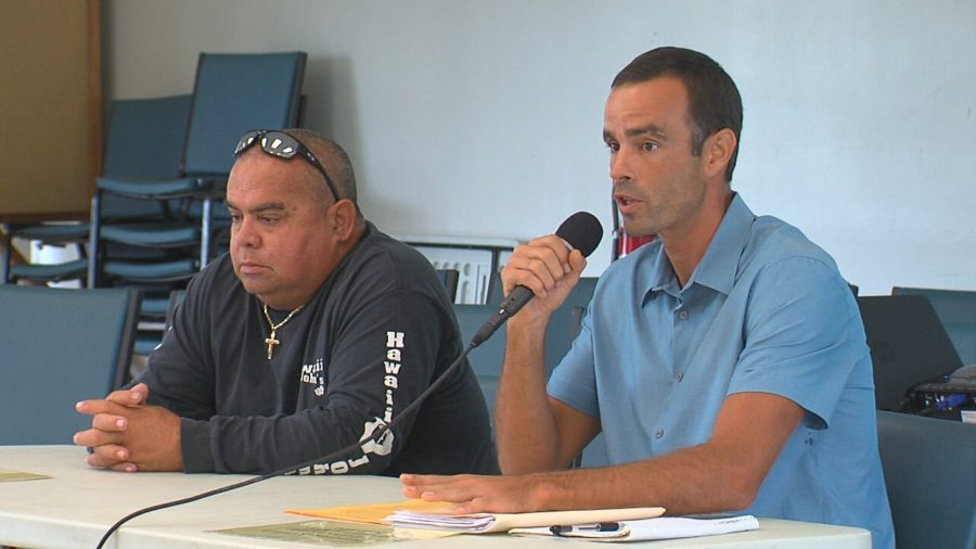 Hawaii Johns Goes Before Planning Commission