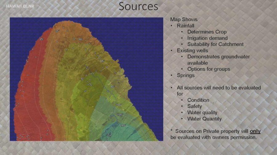 VIDEO: North Kohala Water Study