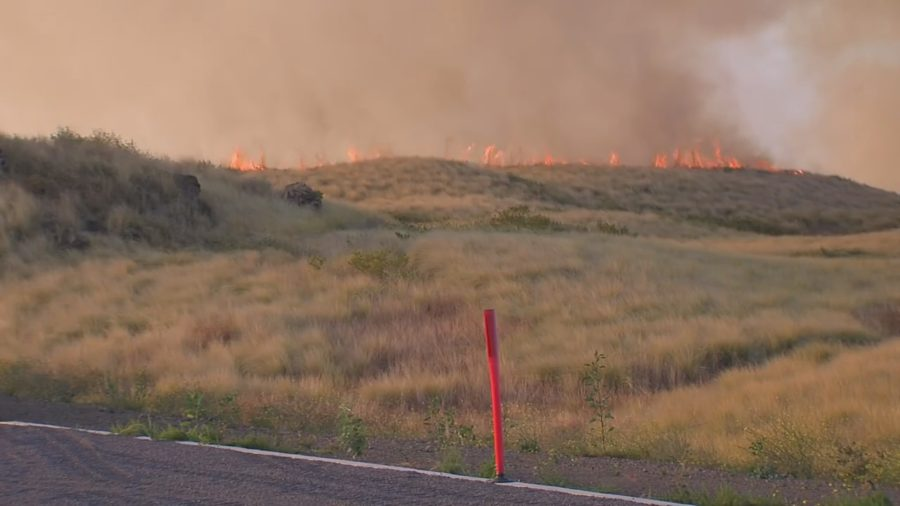 VIDEO: Officials Warn of Fire Danger In Dry Season
