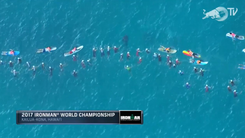 2017 Ironman World Championship In Kona