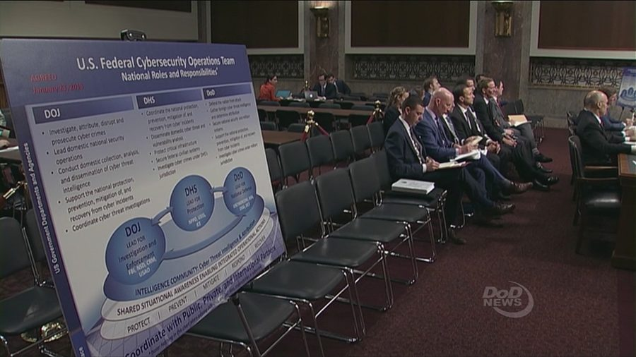 VIDEO: Cyber Attack Questions At SASC Hearing