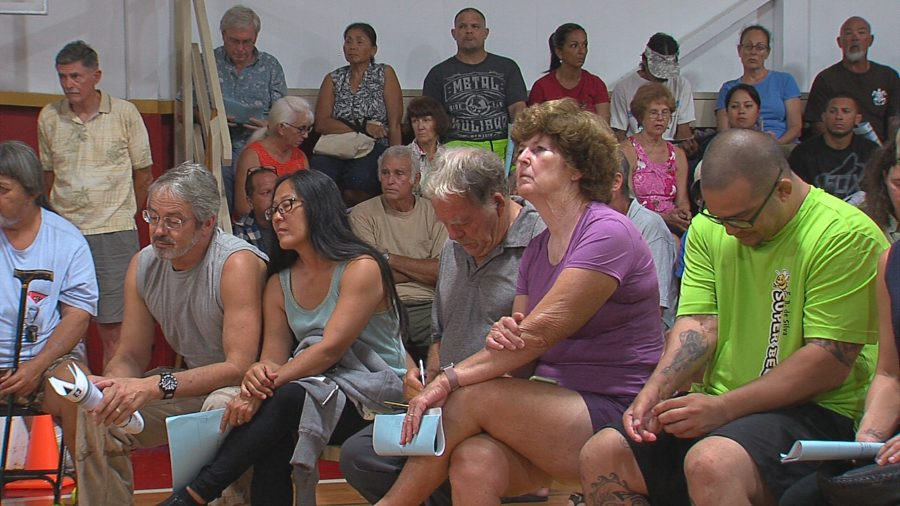 VIDEO: Honomu Hears Hawaiian Homes Ag Lots Presentation
