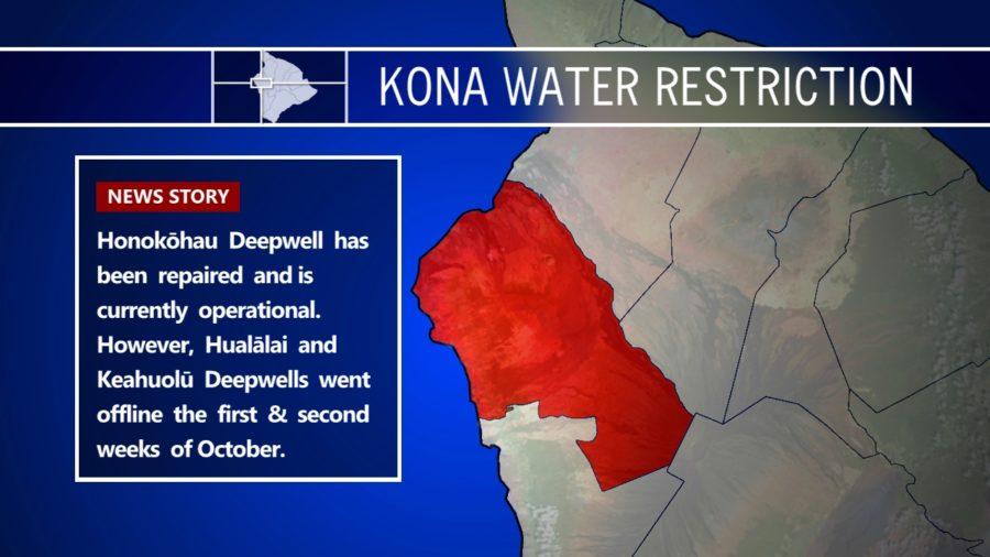 Kona Water Problems Persist