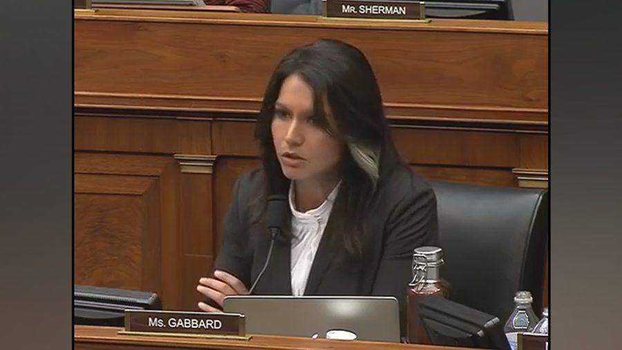 VIDEO: Tulsi Gabbard Questions North Korean Defector