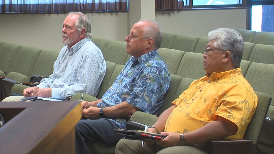 VIDEO: State Lawmakers Address Hawaii County Council