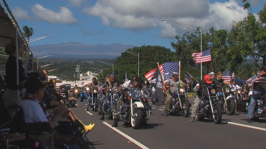 VIDEO: Hilo Veterans Day Parade 2017