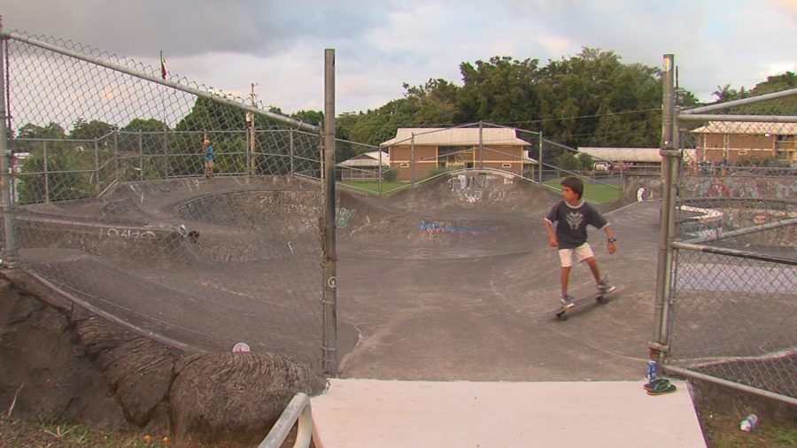 VIDEO: Council To Name Ginny Aste Skate Park In Pahoa