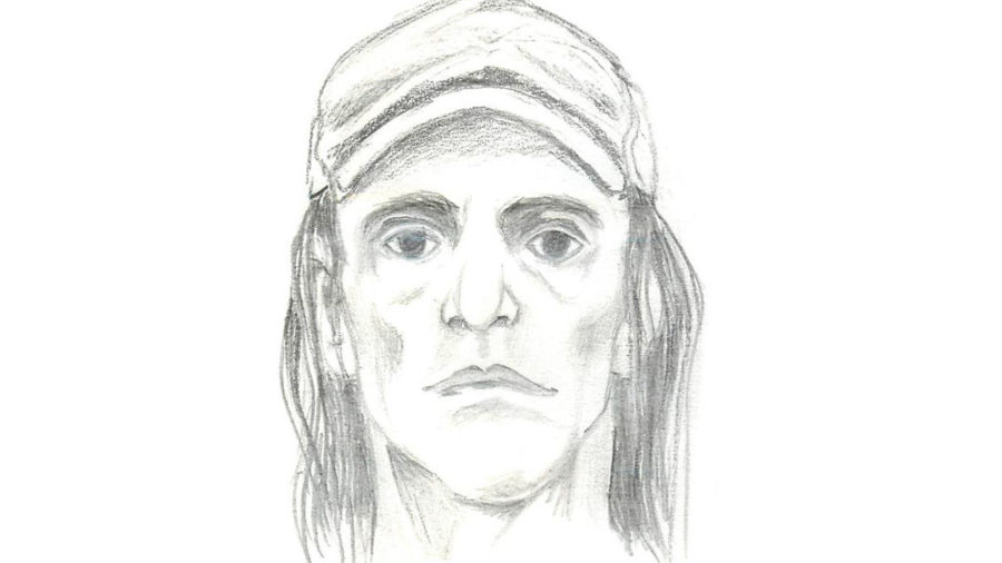 Police Release Composite Sketch Of Puna Road Rage Stabbing Suspect