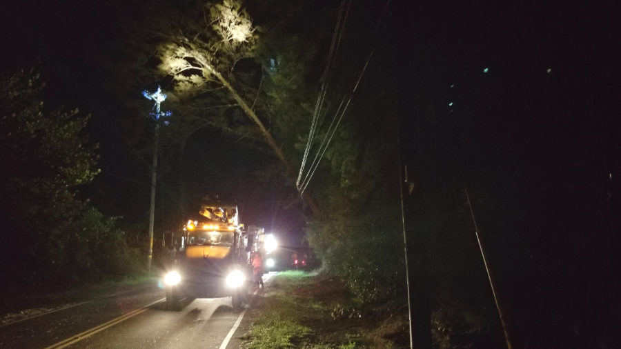 HELCO Working To Restore Service In Puna