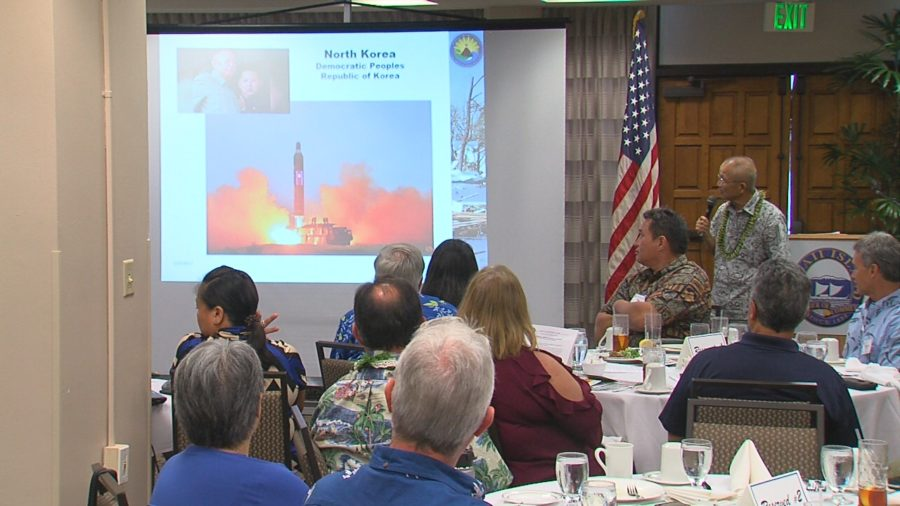 VIDEO: Hawaii Nuclear Attack Response Plan Presented