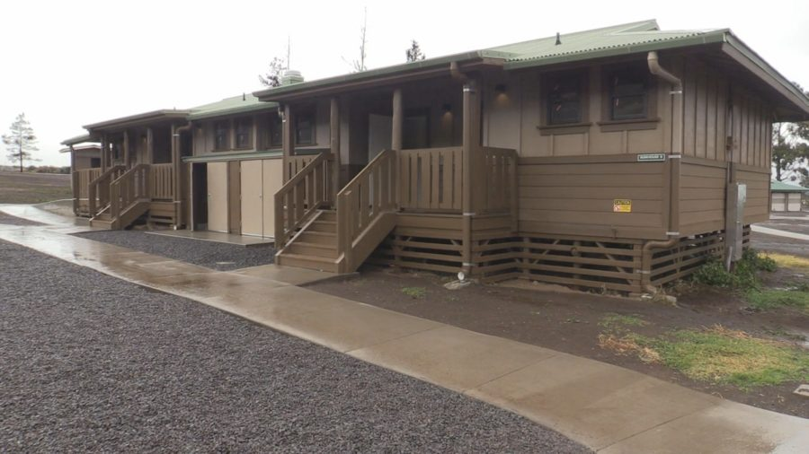 Mauna Kea Rec Area Bunkhouses Available January 3
