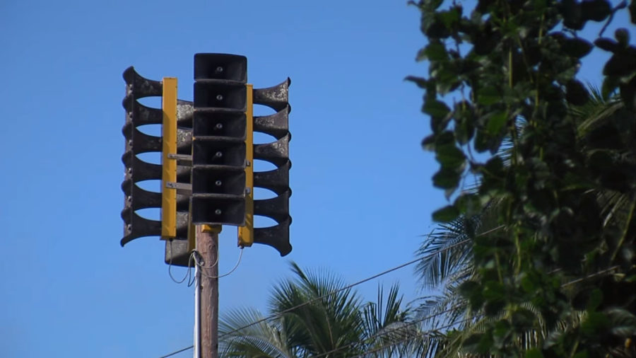 False Ballistic Missile Alarm Frightens Hawaii