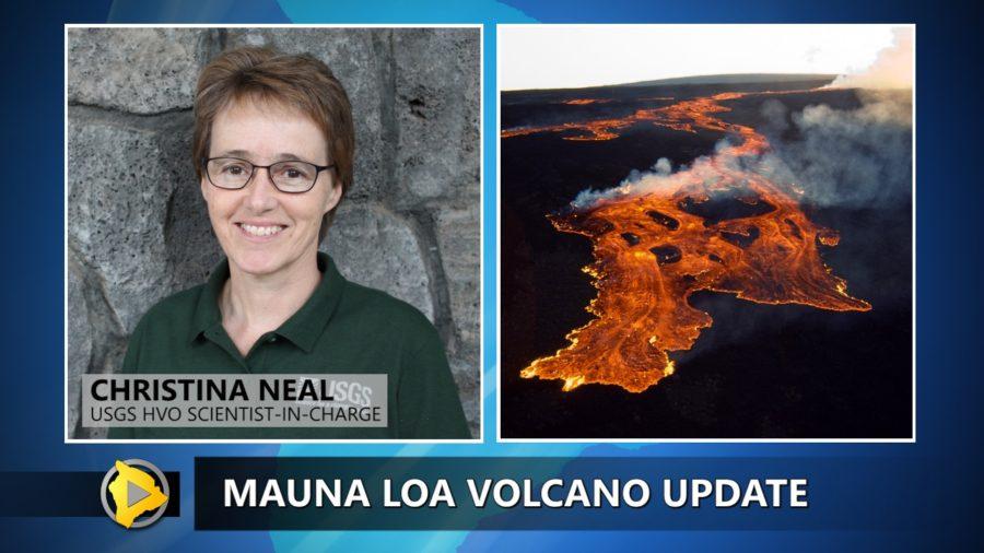 VIDEO: Mauna Loa Topic Of Volcano Awareness Month Meetings