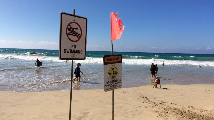 High Surf Warning In Effect, Puna District Could Be Hardest Hit