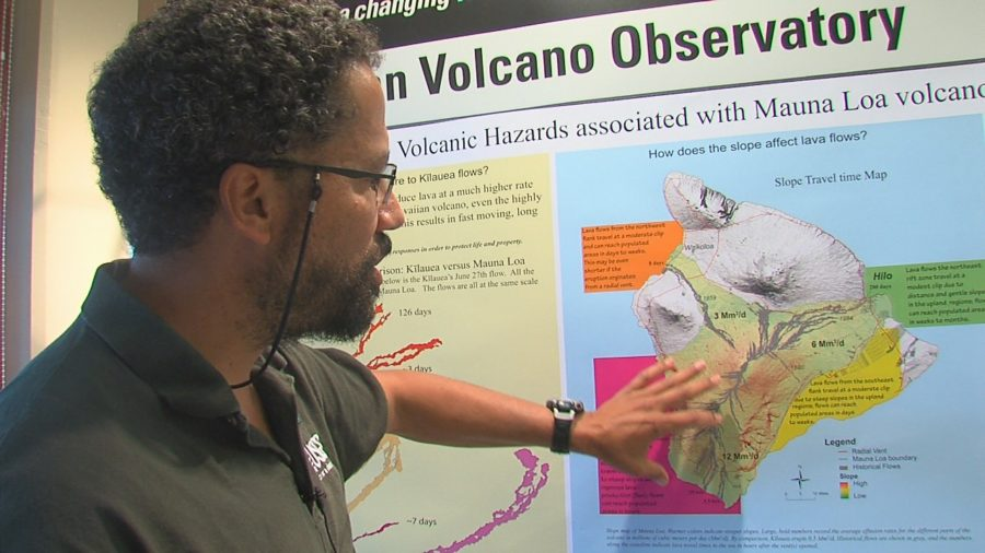 VIDEO: Predicting The Fast Mauna Loa Lava Flows