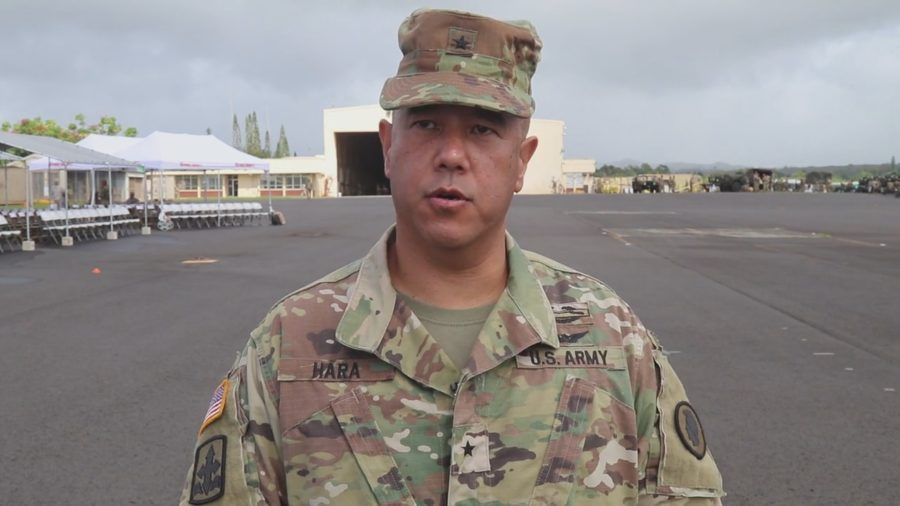 VIDEO: Apologetic Ige Taps Gen. Hara For Emergency Review