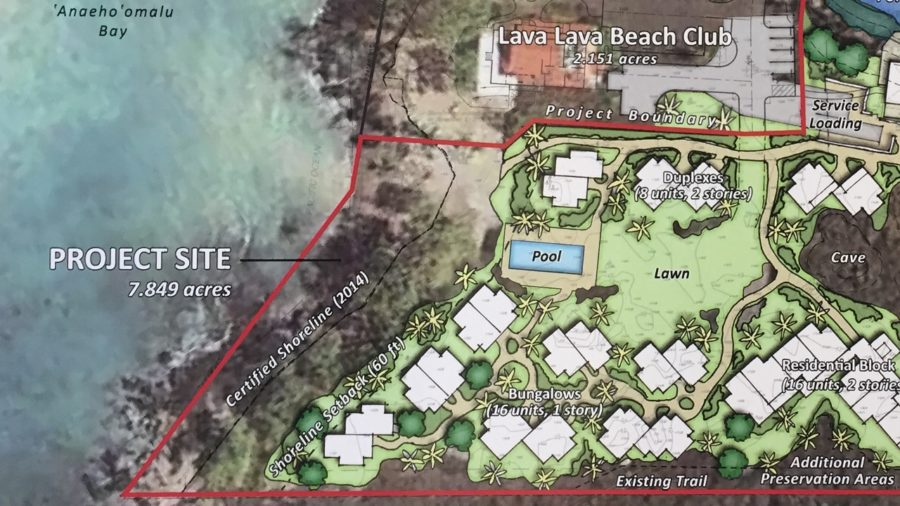 VIDEO: Small Resort Complex At Anaeho'omalu Before Planners