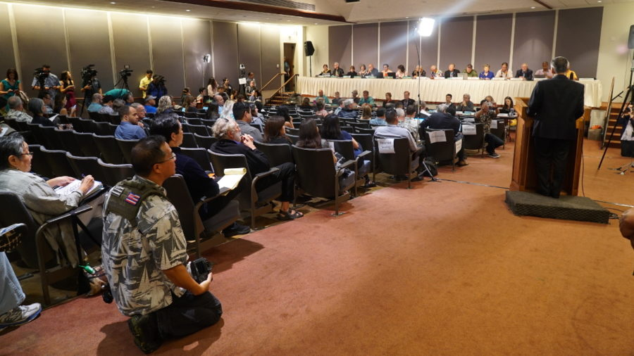 VIDEO: State Lawmakers Grill Hawaii Officials On False Missile Alert