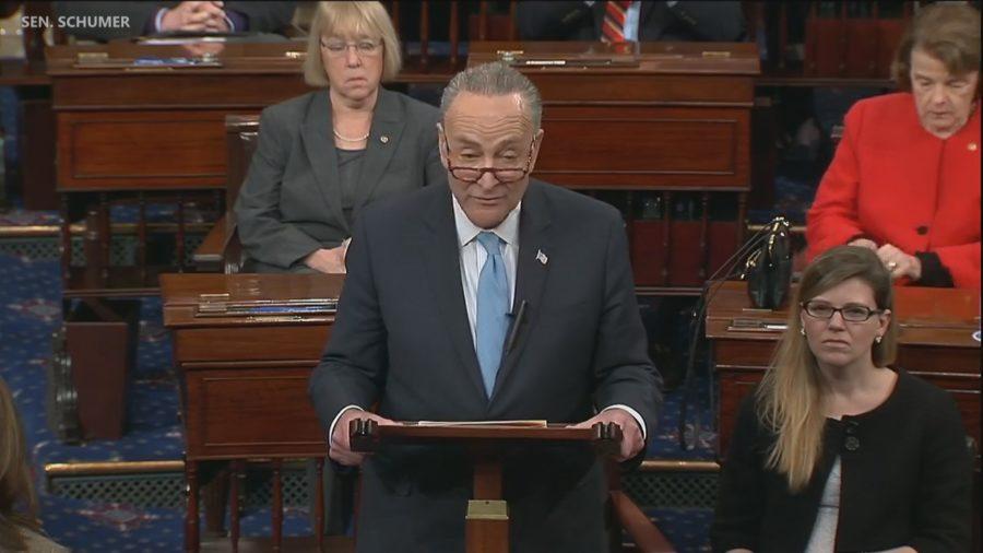 VIDEO: Senate Votes To End Federal Gov Shutdown