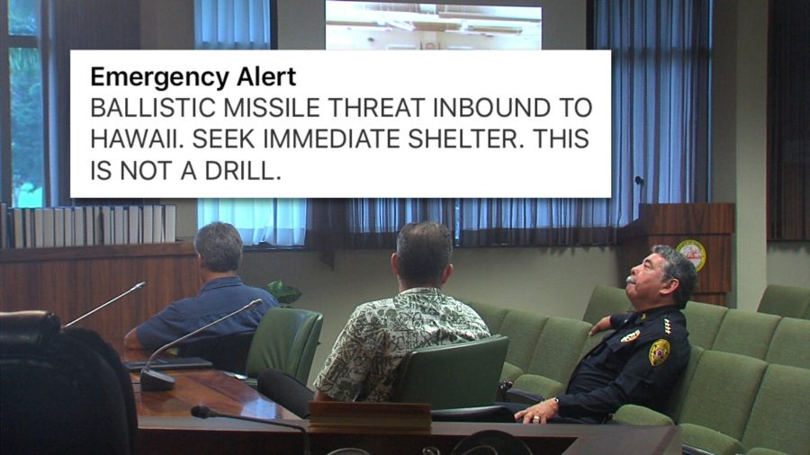 VIDEO: Hawaii False Missile Alert Discussed By Council