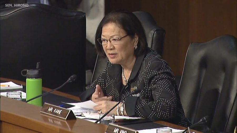 VIDEO: Empty Ambassadorship To South Korea Concerns Senator