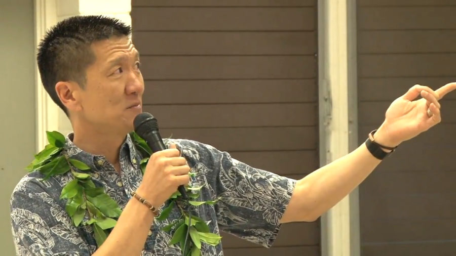 AG Doug Chin Becomes Hawaii's Lieutenant Governor