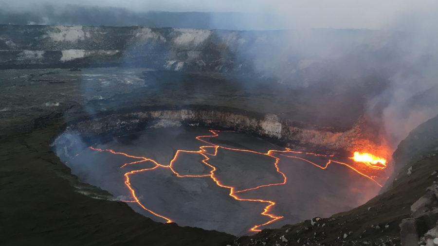 VOLCANO WATCH: Archive Complete, Inspires Yellowstone Column