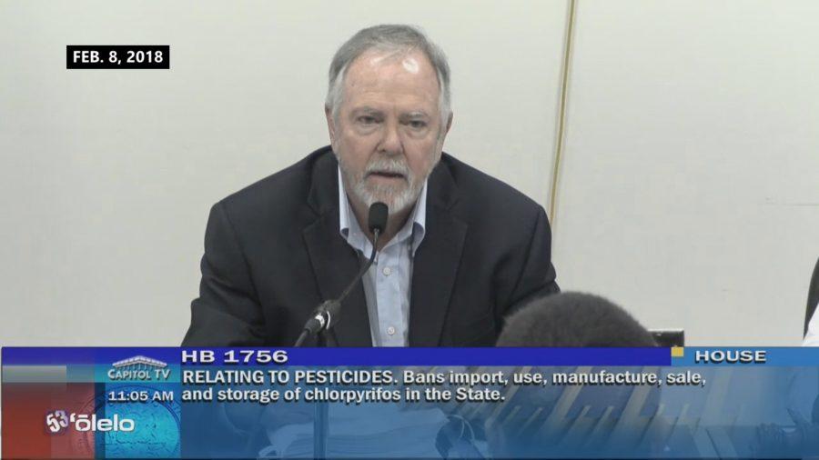 VIDEO: Hawaii's Proposed Chlorpyrifos Ban Stirs Debate