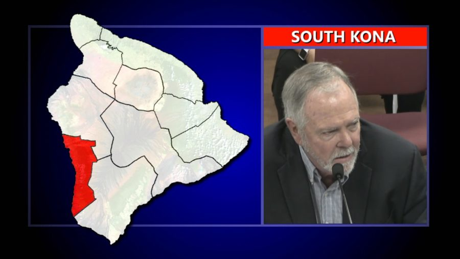 VIDEO: Lawmaker Turned Testifier Creagan On Kona Hospital Bill