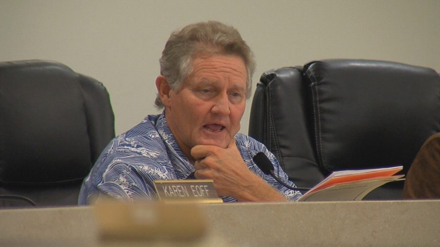 VIDEO: County Council Considers Ad Hoc Budget Committee
