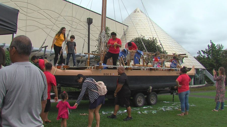 VIDEO: Imiloa Astronomy Center Marks 12 Years With Pa'ina