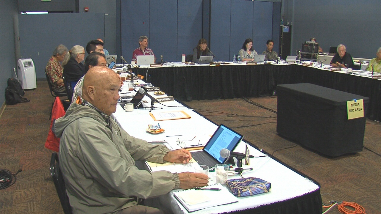 Three Finalists Named For Hawaii County UH Regent Seat