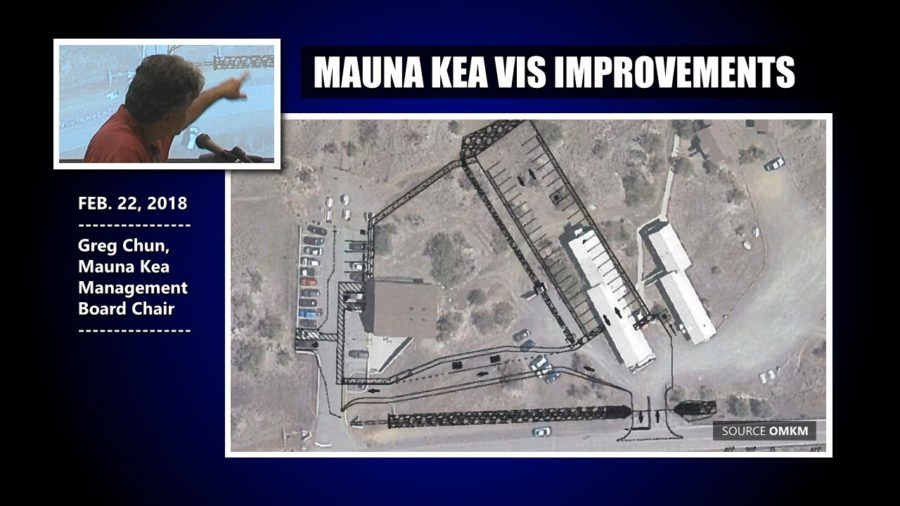 VIDEO: Mauna Kea VIS Project Hearing Tonight In Hilo