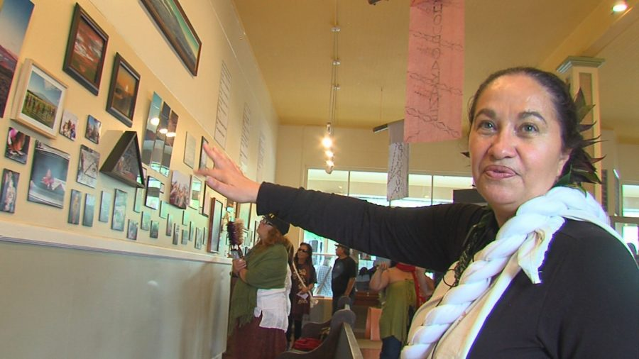 VIDEO: Kukulu Art Exhibit Opens During Festival