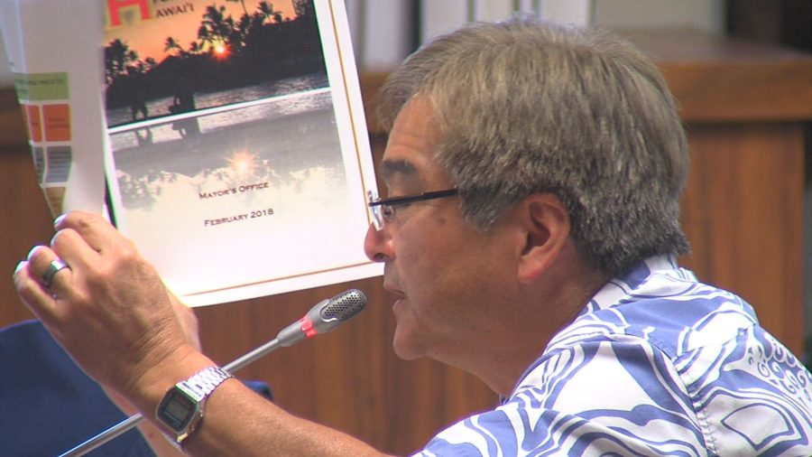 "VIDEO: Plans For Village 9 Homeless ""Assessment Center"" In Kona"