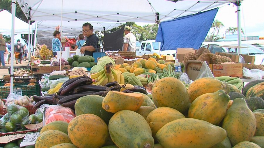 "Mayor Kim: Hilo Farmers Market Info ""Wrong And Misleading"""