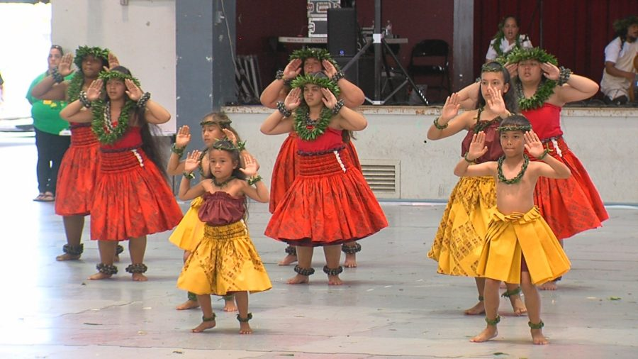 VIDEO: 2018 Merrie Monarch Festival Begins With Ho'olaule'a