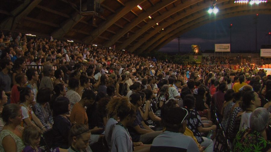 2018 Merrie Monarch Festival Hula Competition Results