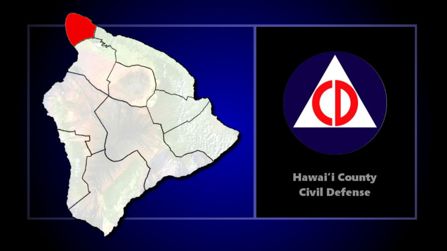 Power Outage In North Kohala, Waimea