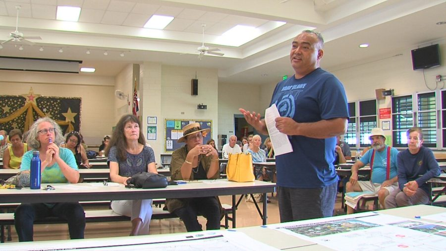 VIDEO: Kealakekua Bay Meeting On Master Plan EIS