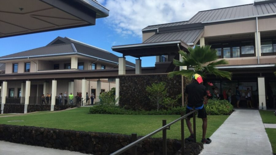 VIDEO: Kona DMV Long Lines Countered By County